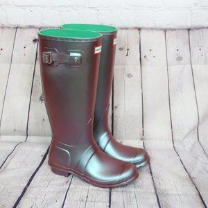 Hunter Original Nebula Tall Rain Element Boots